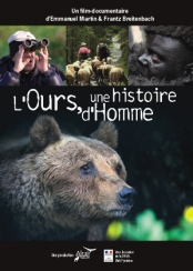 affiche web Film documentaire ours